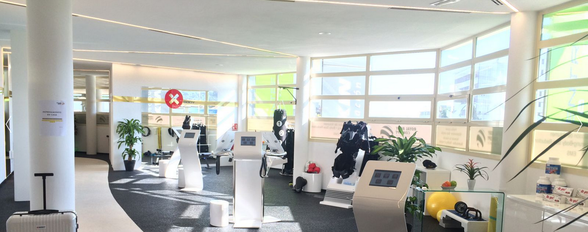 """Gym """"RBC concept"""" in Palma to take over"""
