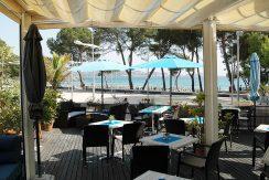 Cafe Bar Restaurant Paguera Mallorca rent lease transfer