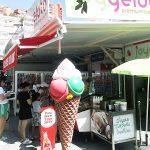 Ice Cream Take Away Shop Santa Ponsa Mallorca