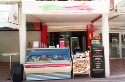 Palmanova Mallorca Ice Cream Take Away Crêpe to go for sale rent lease