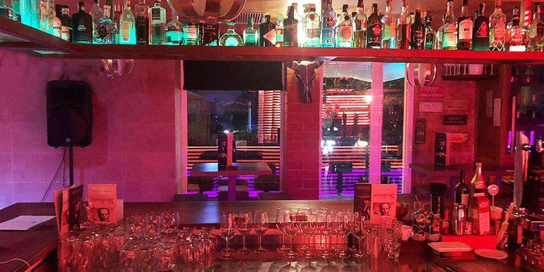 Cocktailbar Santa Ponsa Mallorca rent transfer invest