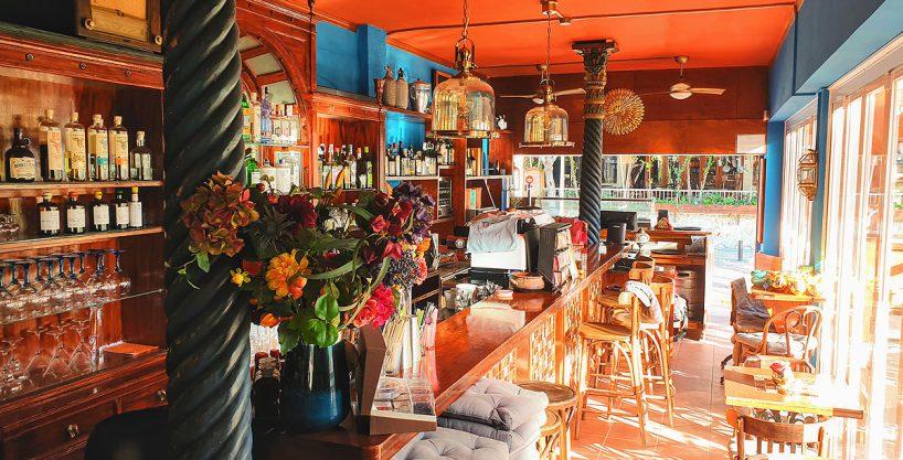 Beautiful gin-bar in best location in Paguera – Mallorca