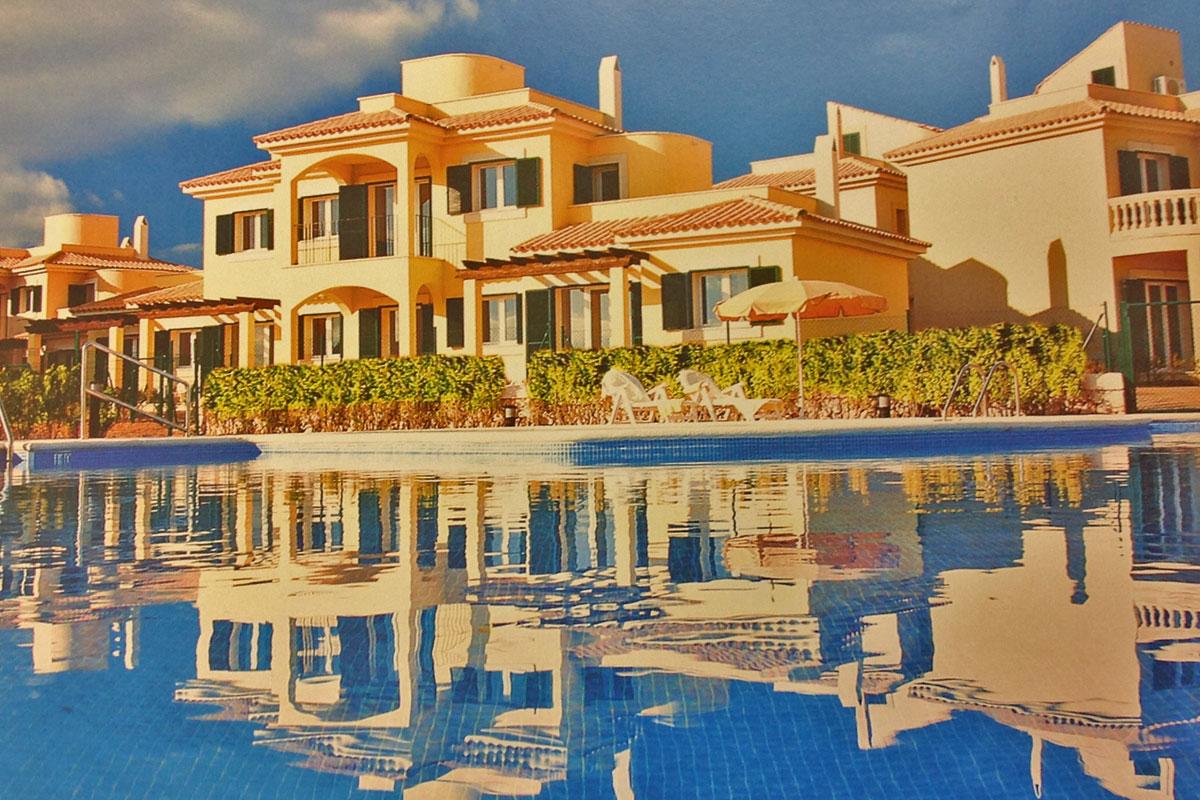 Beautiful  house with a terrace in idyllic complex in Sa Rapita Mallorca for sale