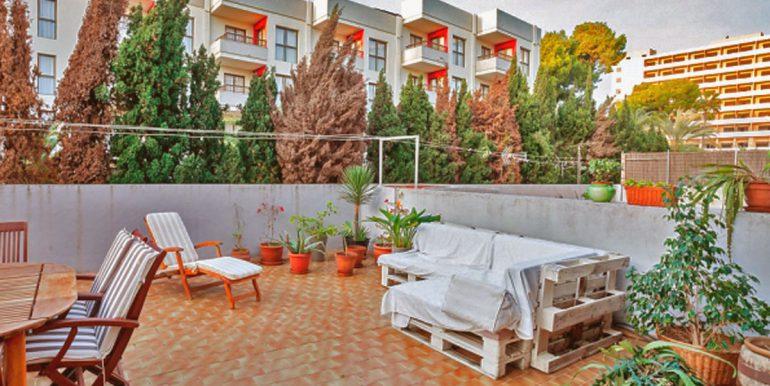 007 For sale sale apartment Mallorca flat Arenal  Playa de Palma