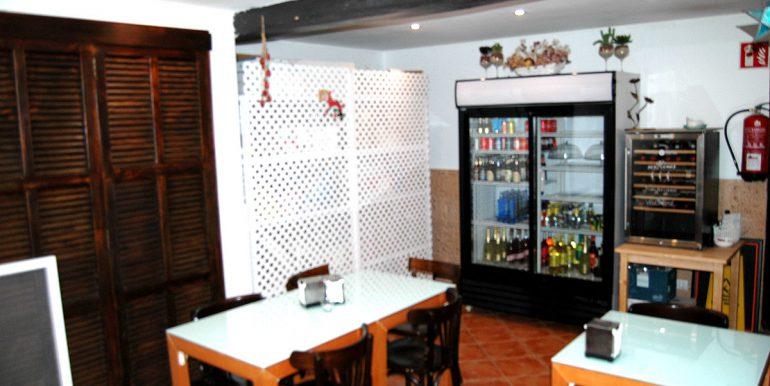 Bar café bistro transfer business for sale snack Palma de Mallorca