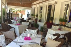 sale transfer business restaurant Millionaire Hill PorAndratx Mallorca to pass